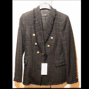 Zara tween blazer jacket